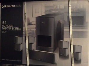Kamron Audio HD Home Theater System