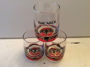 Going Batty: Bacardi Bat Tumblers