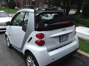 Smart Fortwo , 2008, cabriolet passion