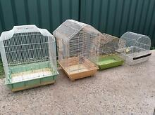 Four bird cages $5 THE LOT Old Toongabbie Parramatta Area Preview