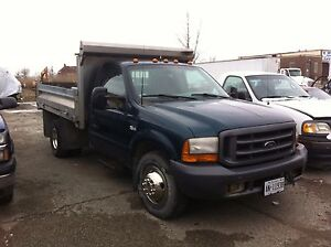 1999 Ford F-350 DRW.