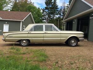 1963 Mercury Comet ** Great Winter project ** offer up