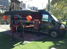 2006 Renault Master Mobile Coffee Van Chadstone Monash Area Preview