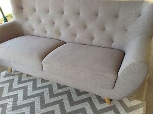New Retro-Look Sofa Lounge Clontarf Redcliffe Area Preview