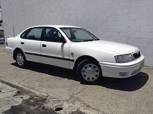 2000 Toyota Avalon Conquest AUTO VERY LOW KMS MAR-17-REGO Sedan Kirrawee Sutherland Area Preview