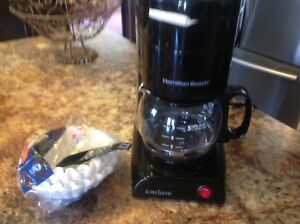 Hamilton beach 5 cup coffee maker.