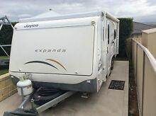 2011 Jayco Expanda 17ft Muswellbrook Muswellbrook Area Preview