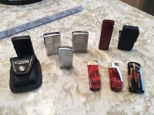 Vintage Lighter Lot