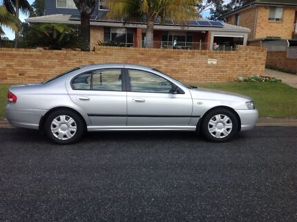 2005 Automatic BA Ford Falcon Sedan XT Series 2 Mayfield East Newcastle Area Preview