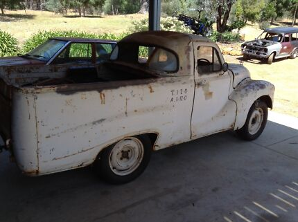 "Austin A 40 ""Aussi"" Ute Gidgegannup Swan Area Preview"