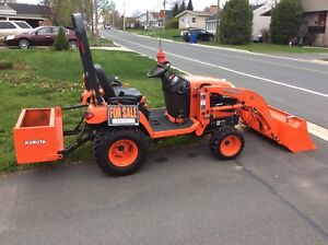 2011. BX 2360 Kubota tractor for sale