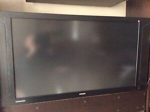 """50"""" Hitachi Ultravision LCD projection"""