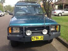 1993 Land Rover Discovery Wagon Picnic Point Bankstown Area Preview
