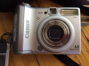 Caméra Canon Power Shot A520