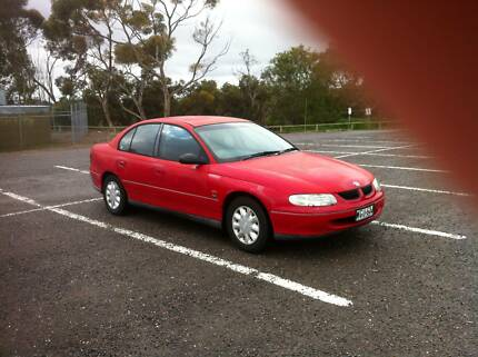 1998 Holden Commodore Sedan Park Holme Marion Area Preview