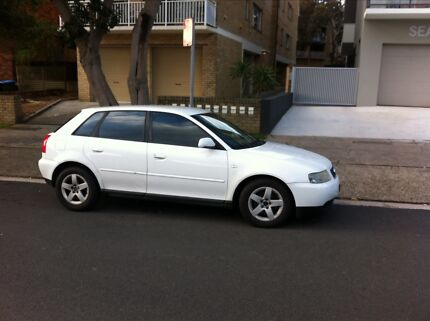 2002 Audi A3 Hatchback Clovelly Eastern Suburbs Preview