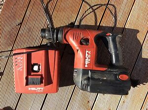 HILTI 36V TE 6-A Rotary hammer drill Sans Souci Rockdale Area Preview