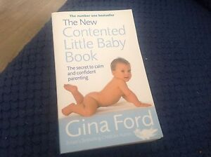The new contented little baby book Woy Woy Gosford Area Preview
