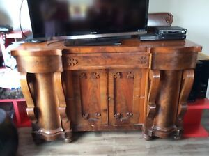 Buffet style Empire, antique