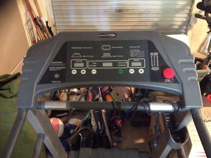 Steeflex 3600 Treadmill Mount Sheridan Cairns City Preview