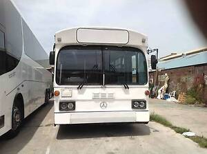 Bus Mercedes 0305G Articulated Bus or Motorhome Conversion Marrickville Marrickville Area Preview