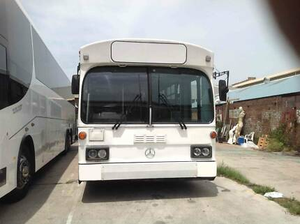 Bus Mercedes 0305G Articulated Bus or Motorhome Conversion