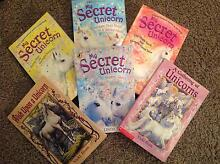 Books for girls suit 6-10yrs, EJ12, Gretel Killeen, unicorns, etc Doubleview Stirling Area Preview