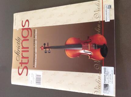 Strictly Strings Volume 1
