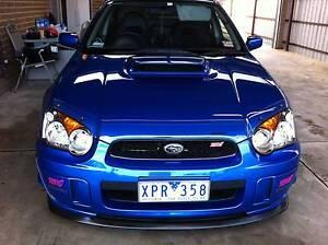 2004 WRX STi - SE040R Signature Edition Lalor Whittlesea Area Preview