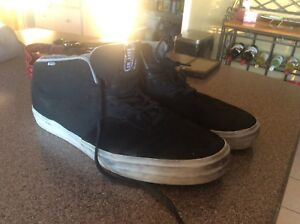 Vans Cab Lite Syndicate Black Skate Shoes Size 10.5  VN-0RQ6BA2