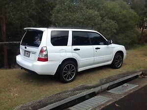 2006 Subaru Forester Wagon Elanora Gold Coast South Preview