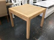 Rectangular Extension Dining Table (Brand New)  Exeter Port Adelaide Area Preview