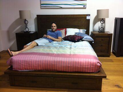 Focus on Furntiture - Large Bedroom Suite