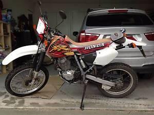1997 Honda XR400 Byron Bay Byron Area Preview