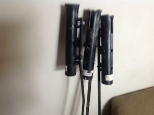 3 Cabelas - 48 inch rod holders