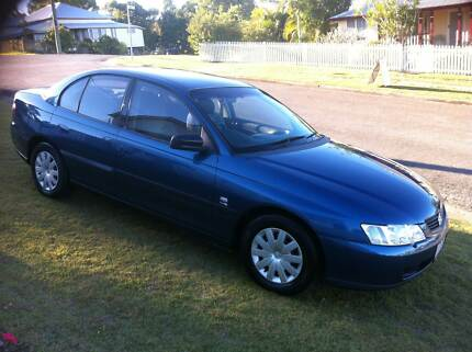 2003 Holden Commodore Sedan Gympie Gympie Area Preview