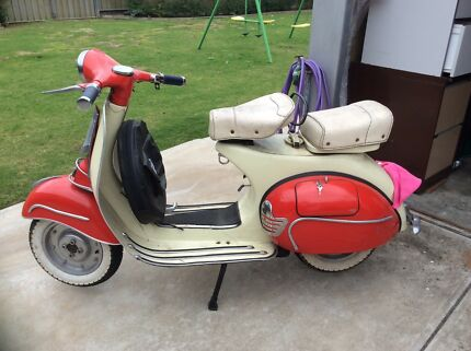 Vespa 1963 Royston Park Norwood Area Preview