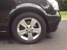Mercedes Vito 639, Viano, Valente Genuine Alloy Wheels Dingley Village Kingston Area Preview
