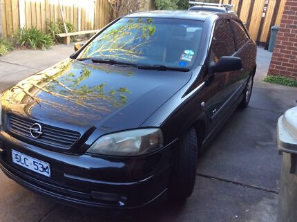 2002 Holden Astra Hatchback Brighton East Bayside Area Preview