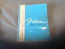 Falcon shop manual******1963 St Clair Penrith Area Preview