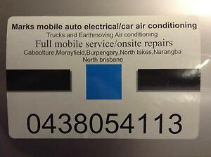Marks mobile auto electrical/car air conditioning Caboolture Caboolture Area Preview