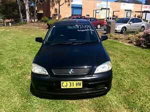 2002 Holden Astra SRi Hot Hatch sporty 4 cyl 5 speed Woodbine Campbelltown Area Preview