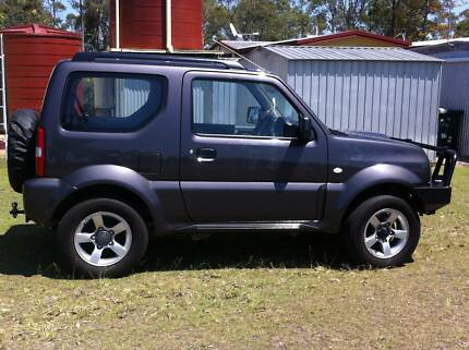 FOR SALE – 2013 SUZUKI JIMNY SIERRA JLX 1.3L - $20,225 Negotiable Maryborough Fraser Coast Preview