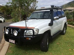 2005 Nissan Patrol 4.2 Turbo Diesel Norman Gardens Rockhampton City Preview
