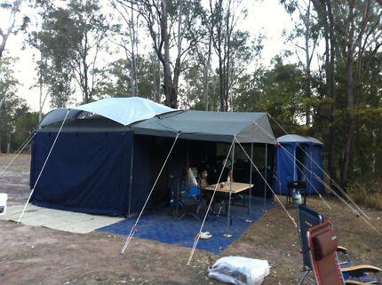 2012 Lifestyle Camper Trailer - Extenda PLUS Extras