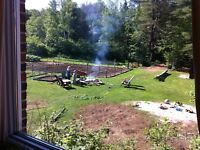 65 acre campground