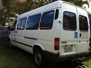 Ford Transit 12 seater Custom-Remote Wheelchair lift for 2 chairs Biggera Waters Gold Coast City Preview