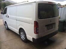 2014 Toyota Hiace Van/Minivan Carrum Downs Frankston Area Preview
