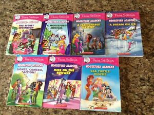 Mouseford Academy Books