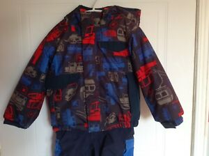 Ensemble north face 2 ans